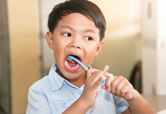 Children's Services | Park Square Dental Centre | Wetaskiwin Dentist
